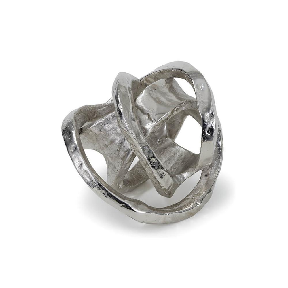 See Details - Metal Knot In Nickel