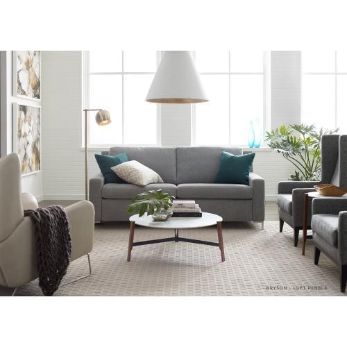 Bryson Large Sleeper Sofa - American Leather