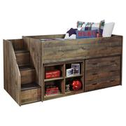 Trinell Twin Loft Bed With 1 Large Storage Drawer Product Image