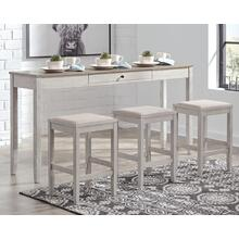 View Product - Skempton Counter Height Dining Room Table and Bar Stools (set of 3)
