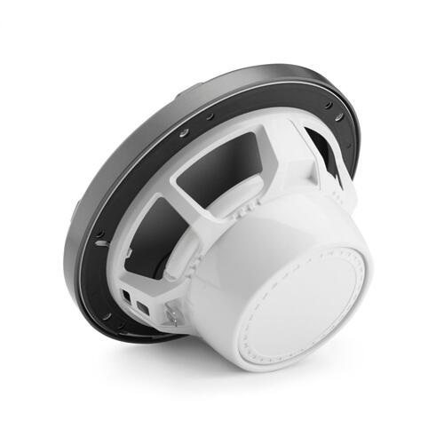 JL Audio - 7.7-inch (196 mm) Marine Coaxial Speakers, Gunmetal Sport Grilles