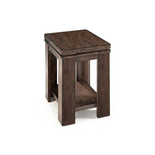 Rectangular Chairside Table