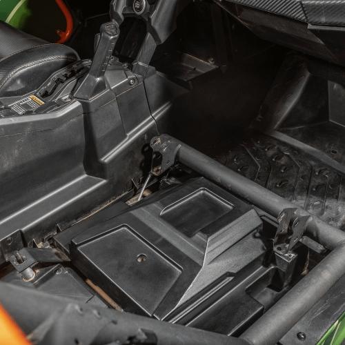 "Rockford Fosgate - 10"" Subwoofer Enclosure for 2017+ Can-Am X3 Models"