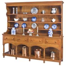 See Details - Tuscany 4-Arch Buffet