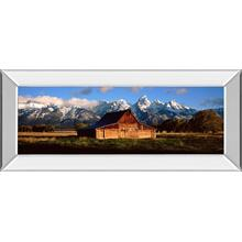 """Alma Moulton Barn"" By Shelley Lake Photo Print Framed Wall Art"