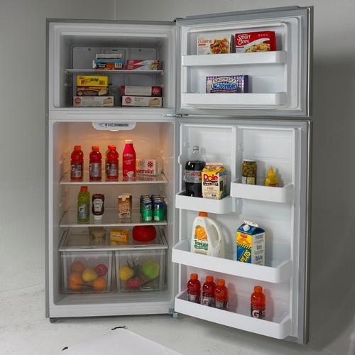 Avanti - 18.0 Cu. Ft. Frost Free Refrigerator