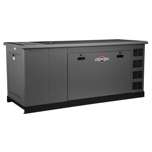 Briggs and Stratton - 48kW 1 Standby Generator - Backup Power for Larger Homes or Small Businesses