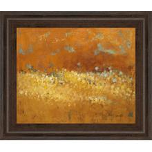 """""""Flower Fields Il"""" By Lanie Loreth Framed Print Wall Art"""