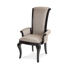 Graphite Arm Chair