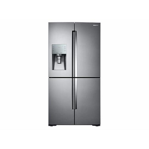 OPEN BOX 28 cu. ft. 4-Door Flex Food Showcase Refrigerator with FlexZone