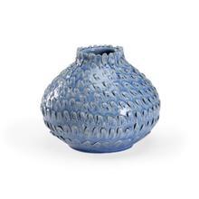 Atrani Vase - Blue