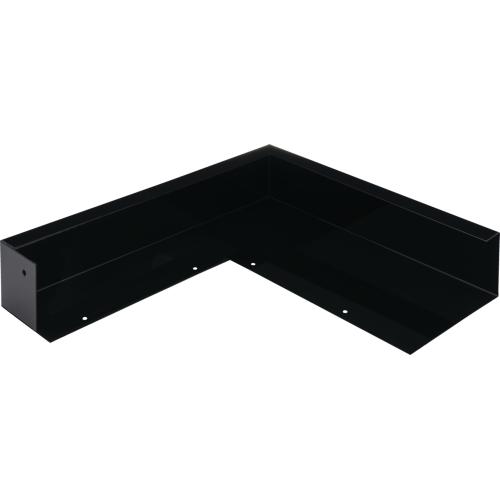Frigidaire - Frigidaire Black Microwave Over-Range Filler Kit