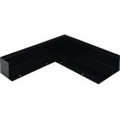Black Microwave Over-Range Filler Kit