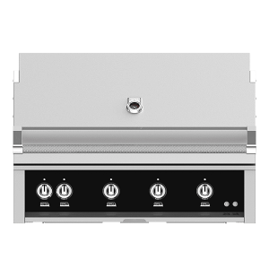 """42"""" Hestan Outdoor Built-In Grill - G_BR Series - Stealth"""