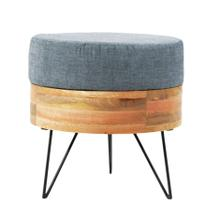View Product - Styled Pouf