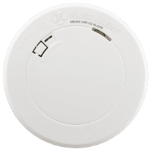 Smoke and Carbon Monoxide Alarm, Battery Operated