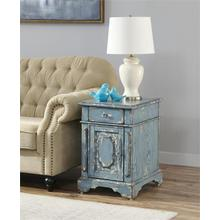 View Product - 1 Drw 1 Dr Chairside Table