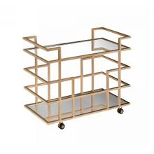 Modrest Caleb - Rose Gold Wine Rack