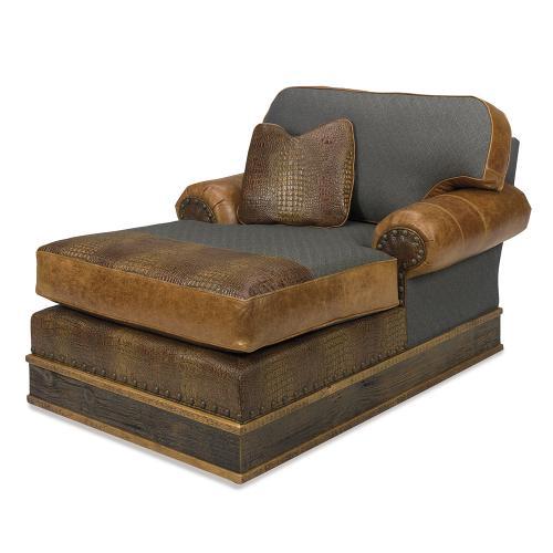 Paighton Lounge Chaise - Smoke