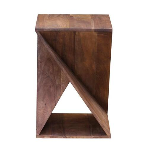 Vander - Side Table - Brawny Acacia Finish