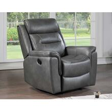Nash Manual Glider Recliner Chair