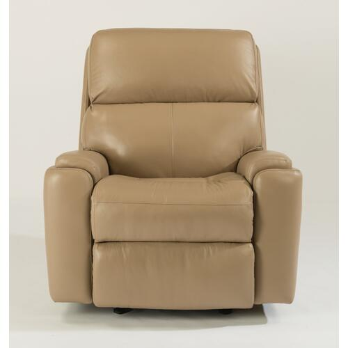 Rio Power Rocking Recliner with Power Headrest