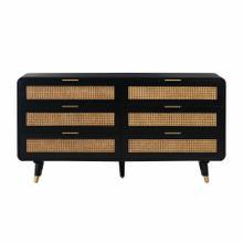 See Details - Christine 6 Drawer Dresser