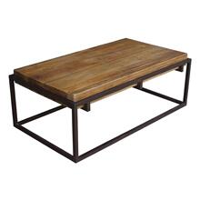 Product Image - Block Top Coffee Table