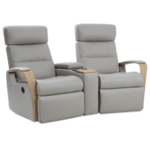 See Details - Peak Manual Reclining Sofa