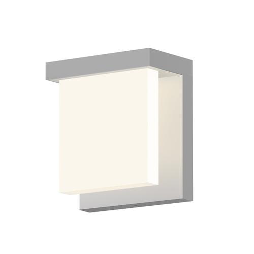 Sonneman - A Way of Light - Glass Glow LED Sconce [Color/Finish=Bright Satin Aluminum]