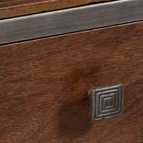 Rustic Publican 9 Drawer Storage Sideboard
