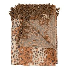 "Throw Sz014 Rust 50"" X 70"" Throw Blanket"