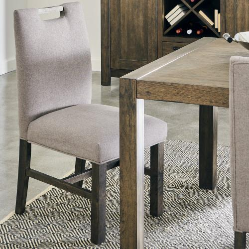 Arcadia Upholstered Side Chair