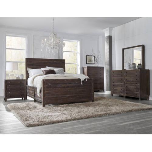 Townsend Queen Storage Bed