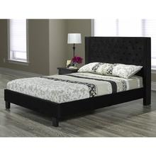 King Bed Frame Black