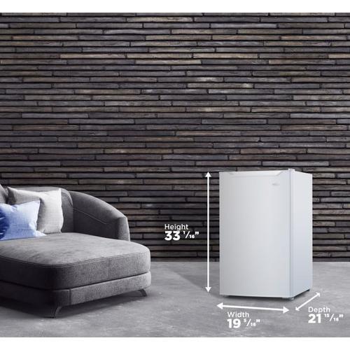 Danby - Danby 4.4 cu.ft Compact Refrigerator