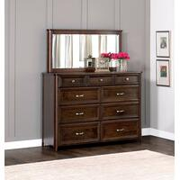 "Belvedere Bureau Mirror, Belvedere Bureau Mirror, 52 1/2""w Product Image"