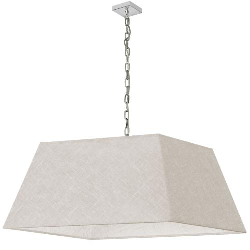 Product Image - 1lt Milano X-large Pendant, Crm/clr Shade, PC