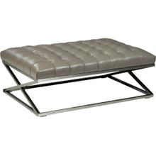 See Details - Hickorycraft Large Ottoman (L088200)