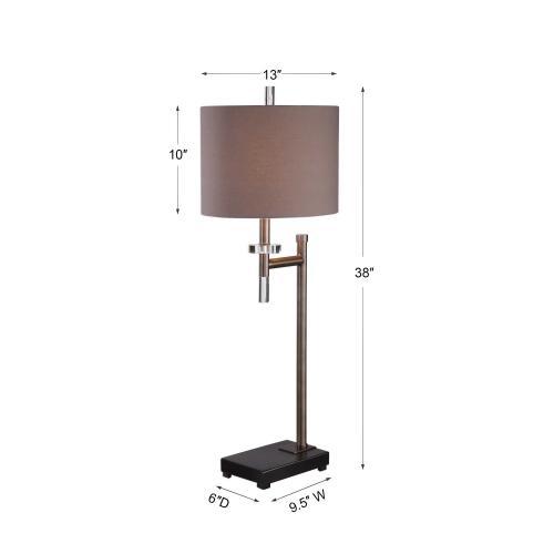 Uttermost - Oletha Buffet Lamp
