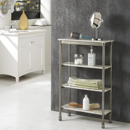 Orleans Four Tier Shelf