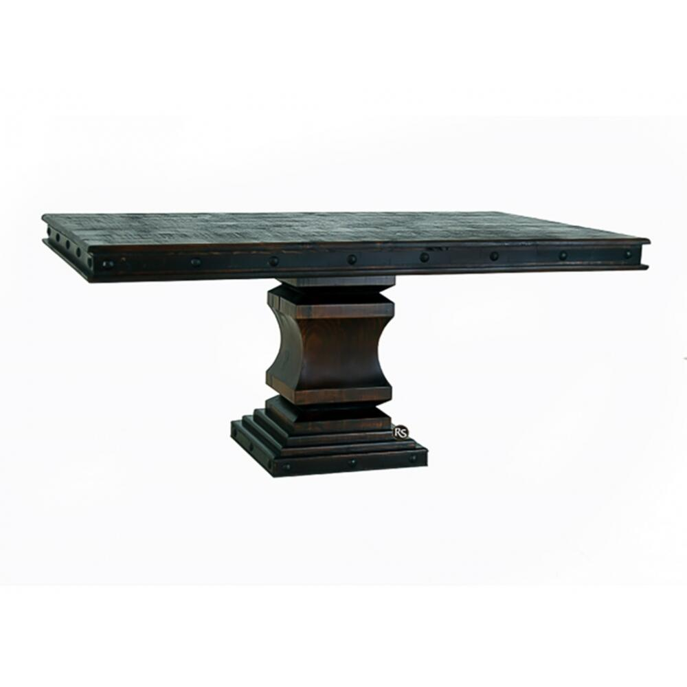 See Details - Gran Hacienda Pedestal Table
