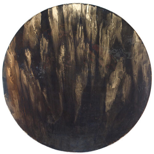Tio Metal Wall Decor, Black