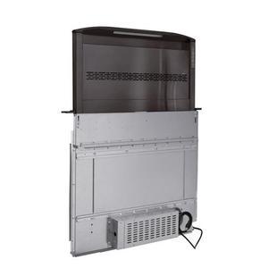 "Cattura Downdraft Ventilator - 36"" Black Stainless Steel 650 Max CFM to 1650 Max CFM"