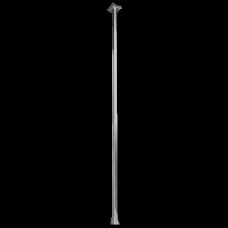 "Ceiling mounted washbasin spout, 62-5/8"" spout length"