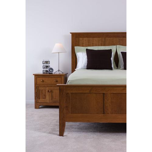 Shaker Panel Bed, California King