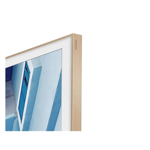 "(2020) 75"" The Frame Customizable Bezel - Beige"