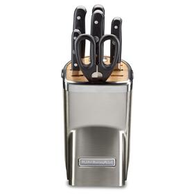 7-Piece Professional Series Cutlery Set - Brushed Nickel