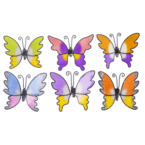 Butterfly Magnets (12 pc. ppk.)