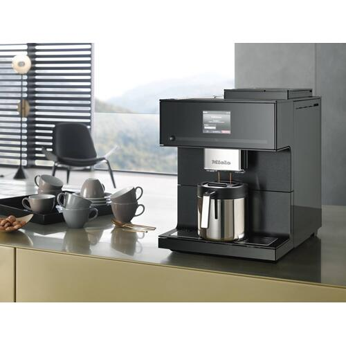 CJ Jug 1,0l - TopTherm Coffee Pot for Miele CVA and CM coffee machines with coffee pot function.